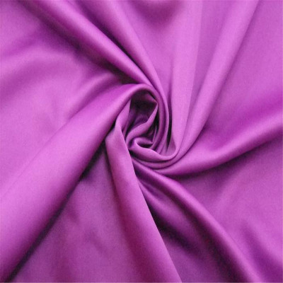 Plain knitted fabric satin fabrics fabric bags
