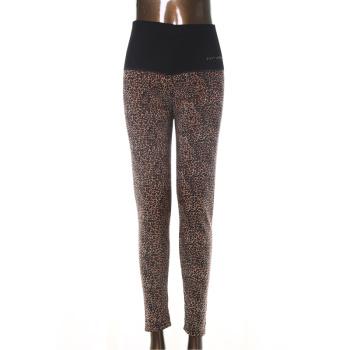 New winter wide-waisted velvet leggings pencil pants