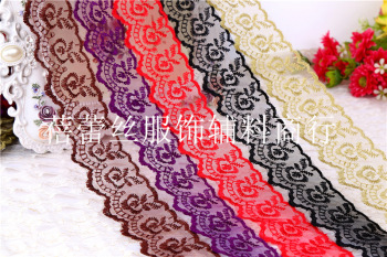 Factory wholesale applies to 4 cm in the clothing lace cotton lace manufacturers