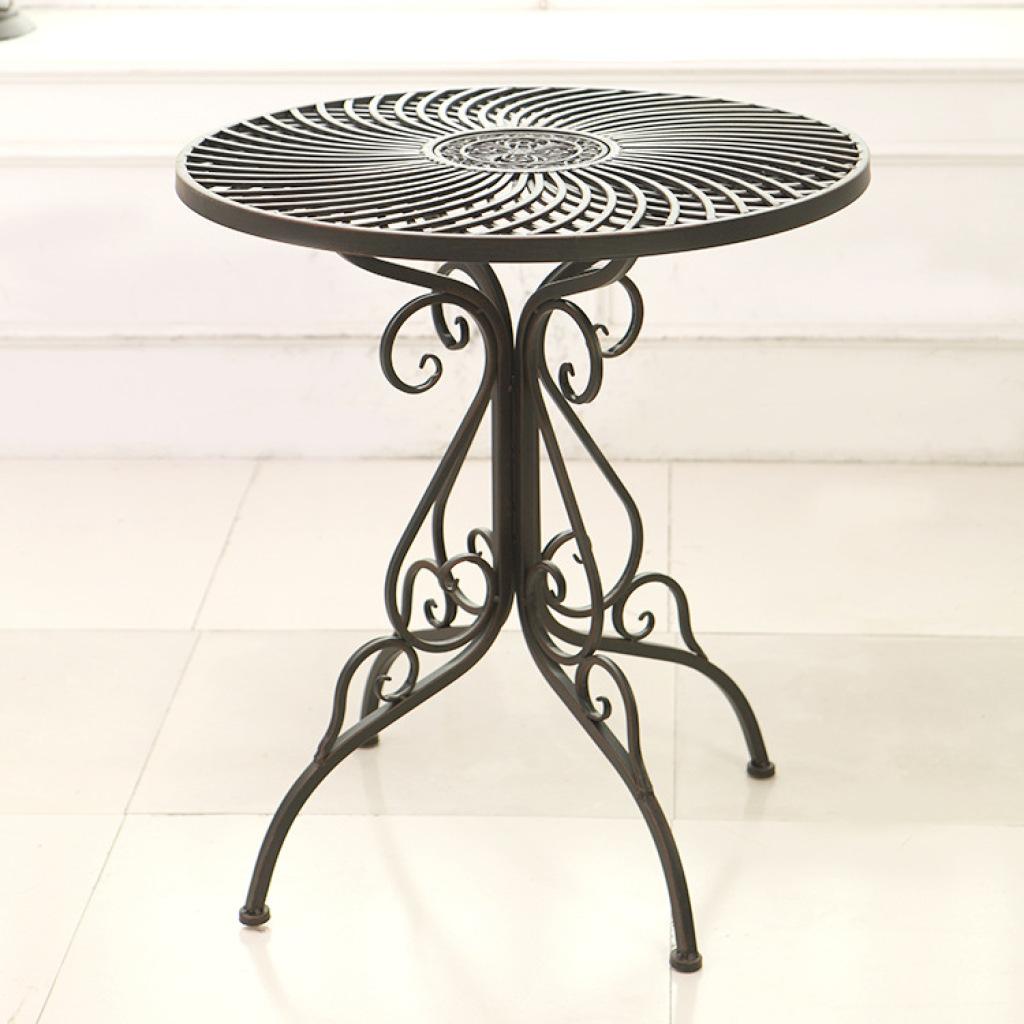 时尚铁艺桌椅 欧式酒吧休闲桌椅