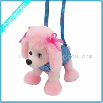 Fashion children's small bags, single shoulder, shoulder and shoulder, and the baby cute little girl's bag wholesale