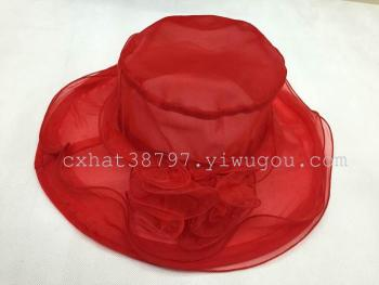 韓国のすべての試合の太陽の帽子の帽子のバイザーキャップ・ビーチ・ウェディング