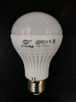 Factory price LED lamp plastic bulb  5W7W9W12W energy-saving lamp bulb