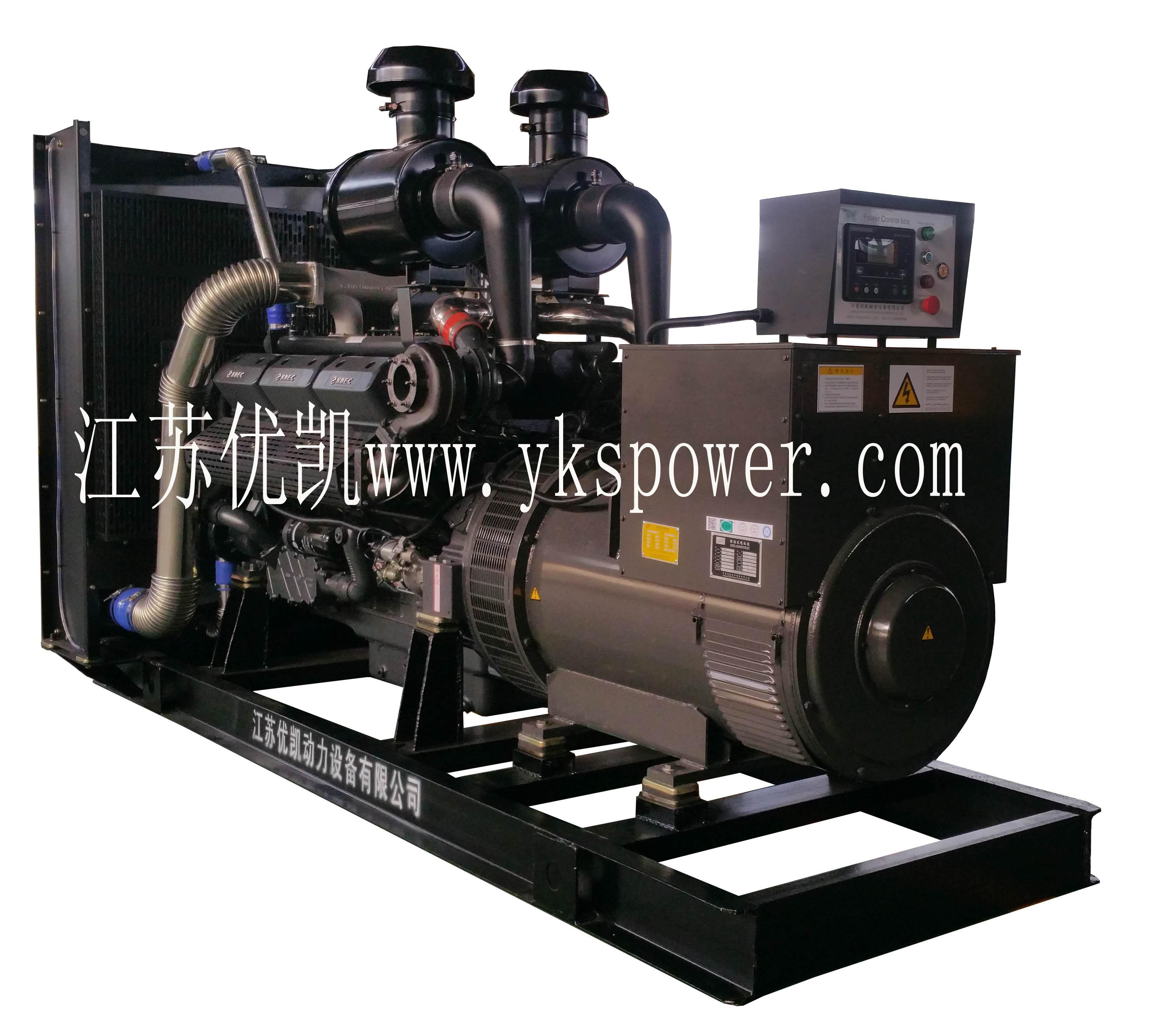Supply Direct manufacturers 450KW sel generator set sel