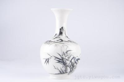 Jingdezhen ceramic vases crafts gifts decoration beauty bottle manufacturers new Home Furnishing