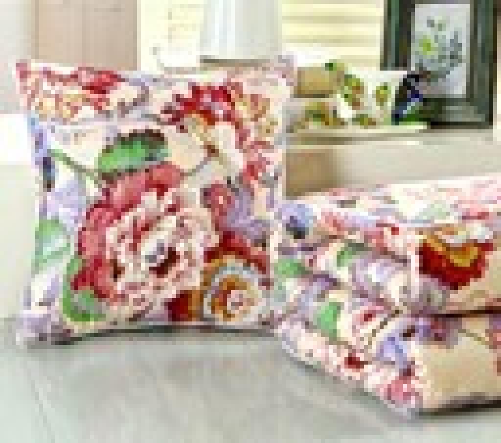 加厚冬季绗缝夹棉床盖月牙边单件欧式卡通双人床