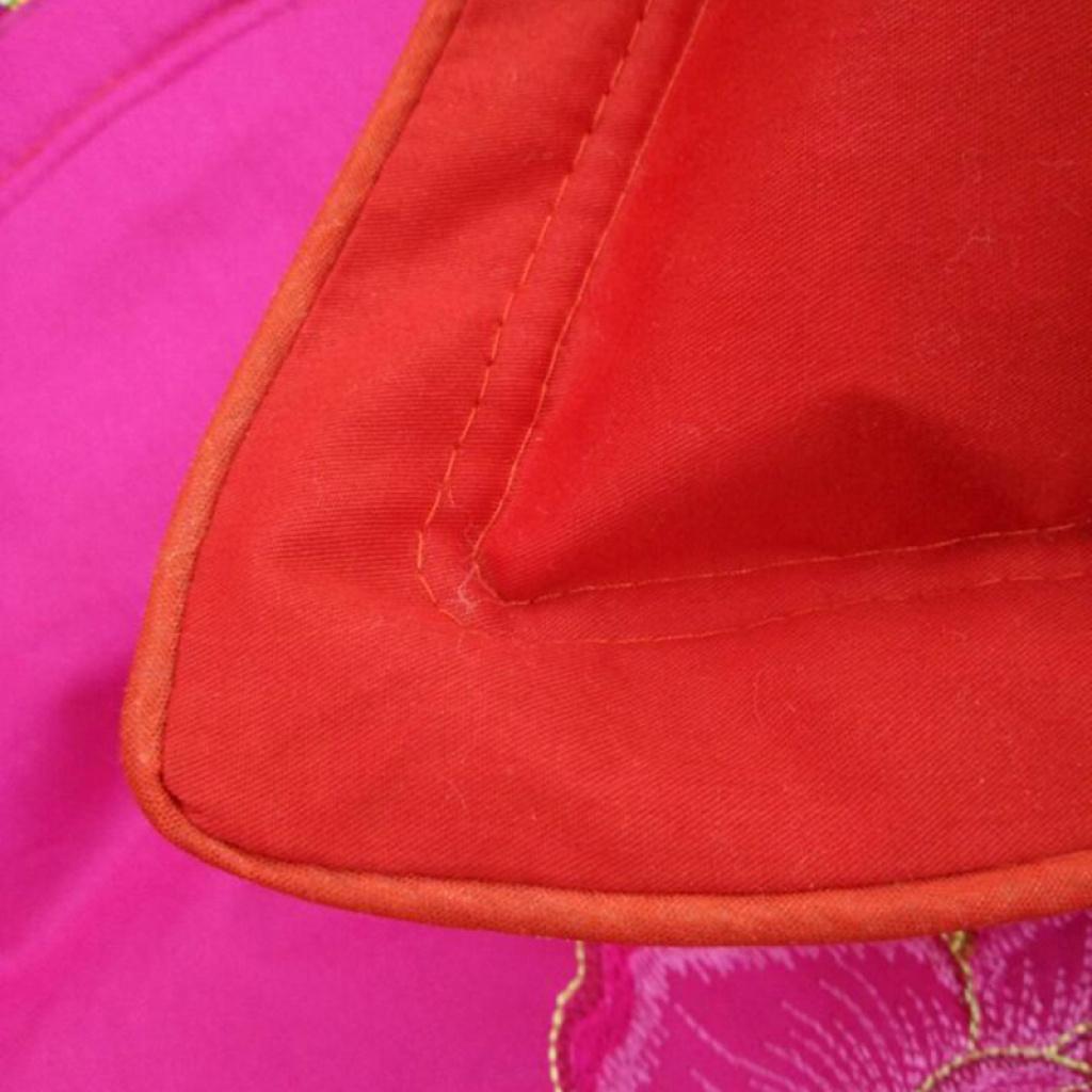 婚庆   全棉刺绣枕套  斜纹纯棉单人枕头套