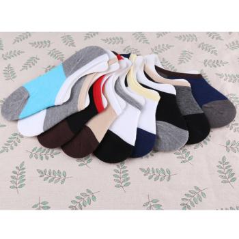 Women's cotton socks men and women's  socks couples' socks