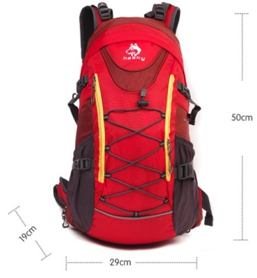 Climbing bags camp backpacks riding ultralight nylon Ripstop