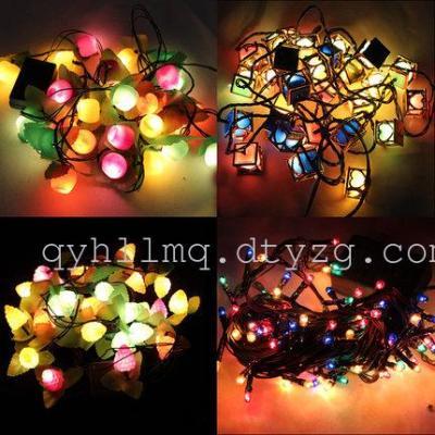 新年装饰LED彩灯串灯圣诞节彩灯