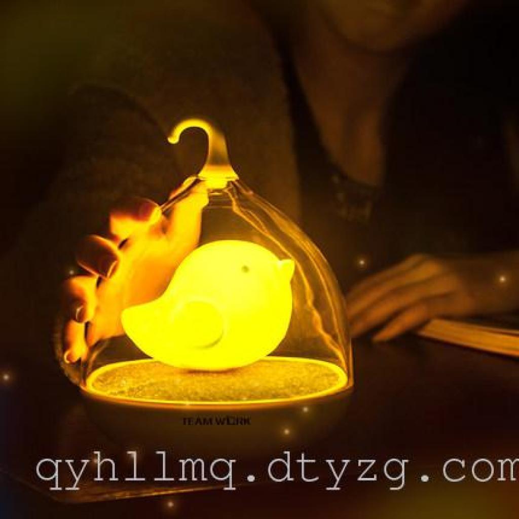 创意实用小夜灯儿童房礼品圣诞节个性礼物