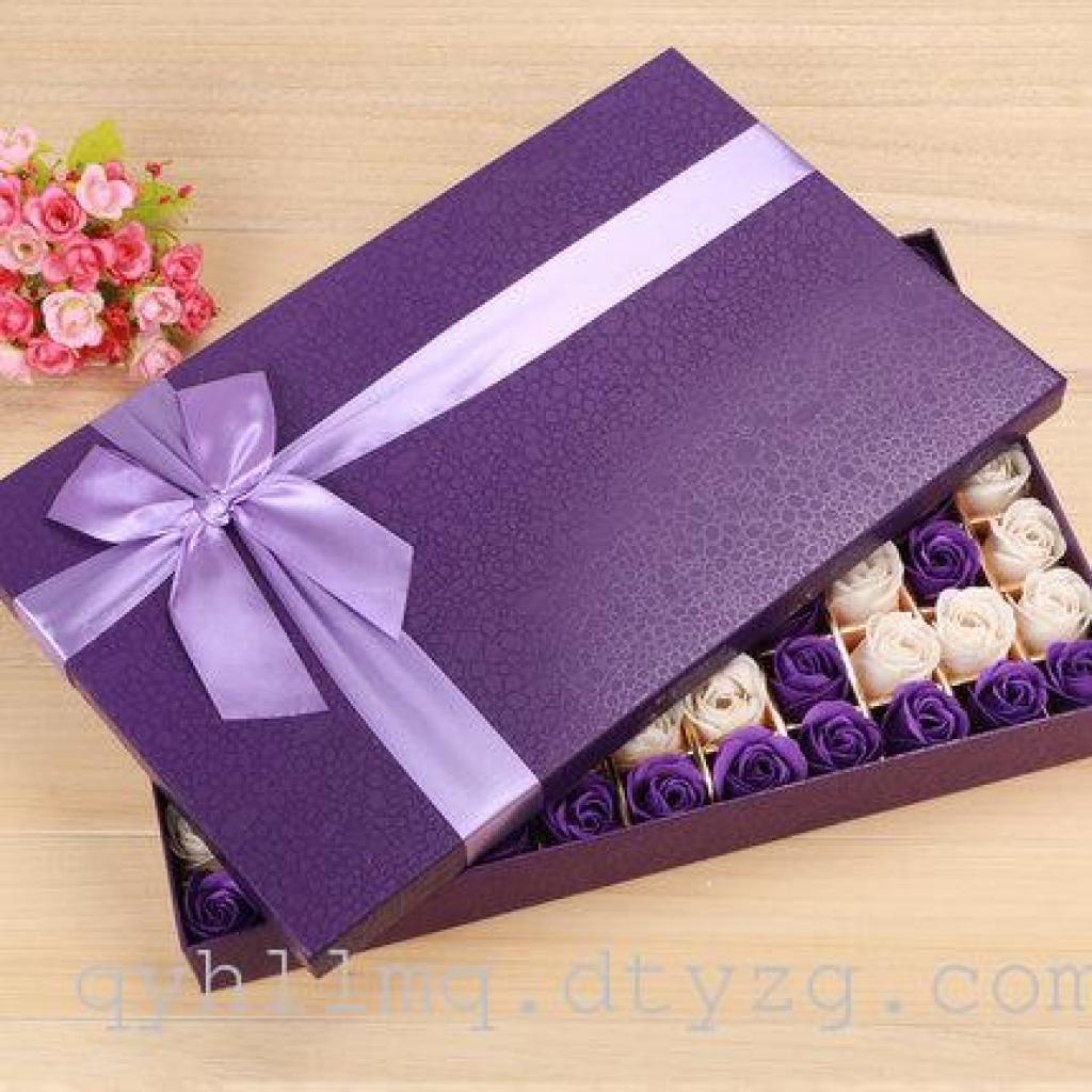 香皂花创意生日礼物特别浪漫实用圣诞节礼品