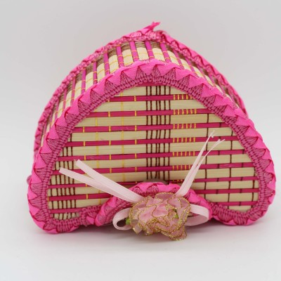 Leisure Xiekua package tourism products sticky shell bamboo female half product bamboo crafts factory direct supply XS