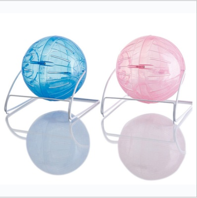 Pet toys with small pet hamster hamster ball support exercise ball mute running fitness ball