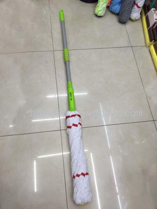 Cotton mop wringing Picasso twist mop water rotary mop