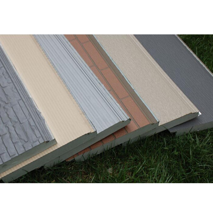 Supply Thermal Insulation Board External Insulation Board Metal Insulation Board Exterior Wall