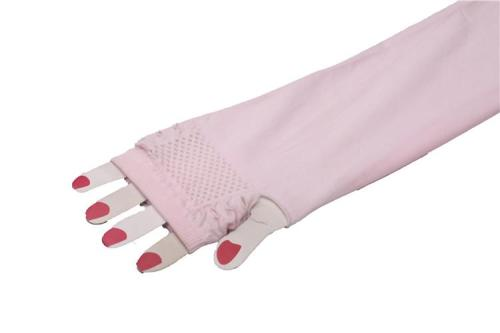 Manufacturers selling warm winter care arm Clubman glove cuff sleeves are false