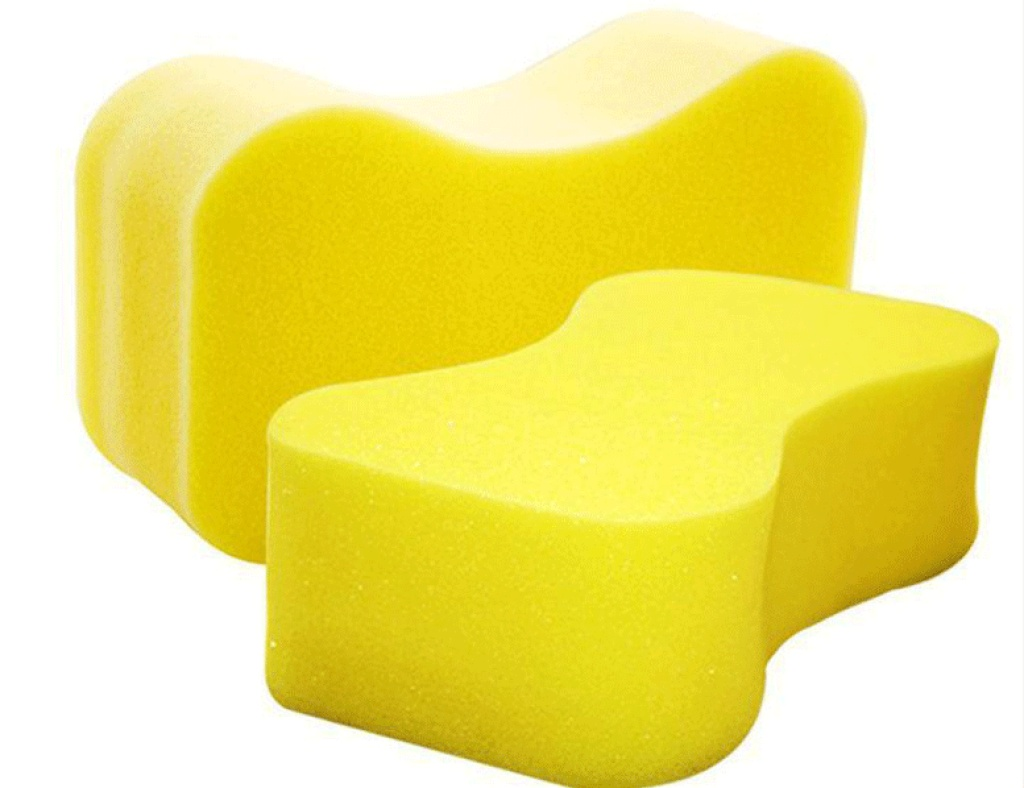 Supply 8 Word Car Wash Sponge