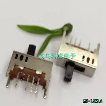 电子元件  拨动开关,滑动开关SS23D03