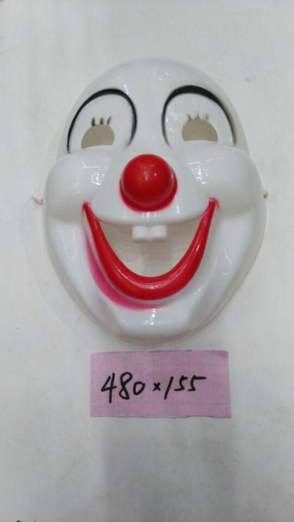 大笑脸面具