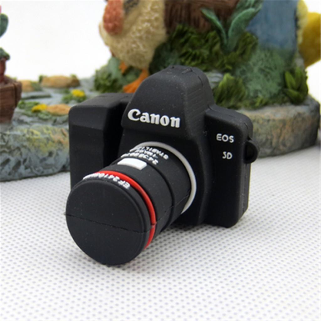 32g相机u盘 创意卡通 正品单反相机可爱优盘