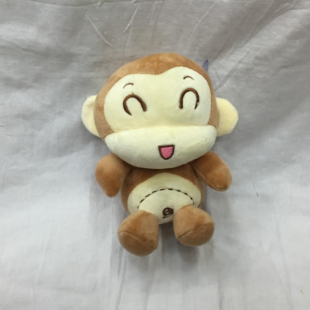 新品上市 可爱布丁猴