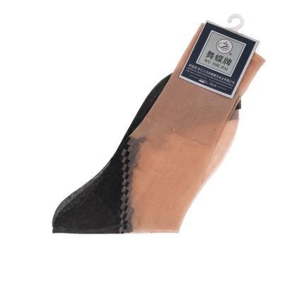 The elderly elderly old socks stockings Tricholoma silk stockings female nylon socks.