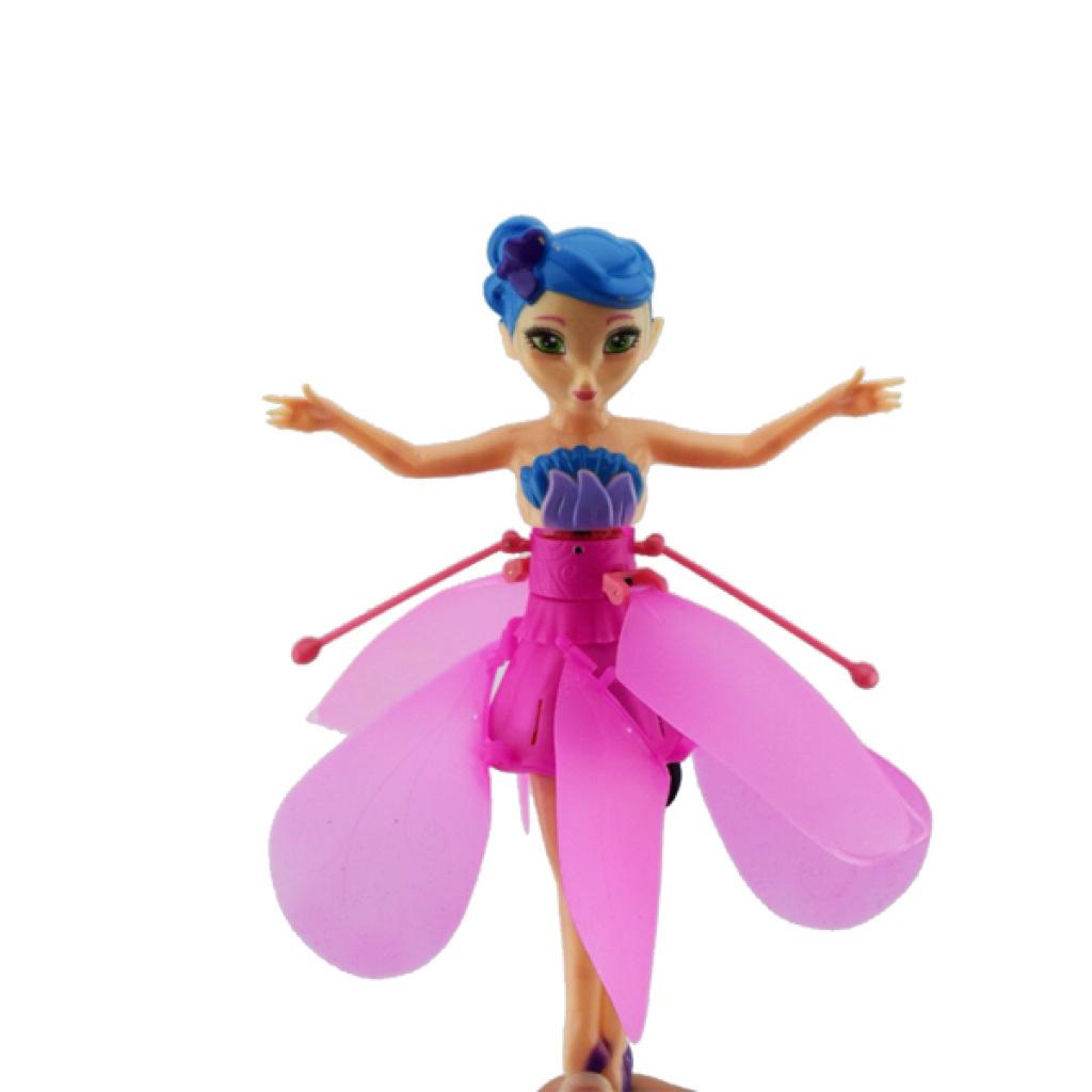 感应飞行小飞仙遥控飞机飞天小仙女会飞的娃娃女孩