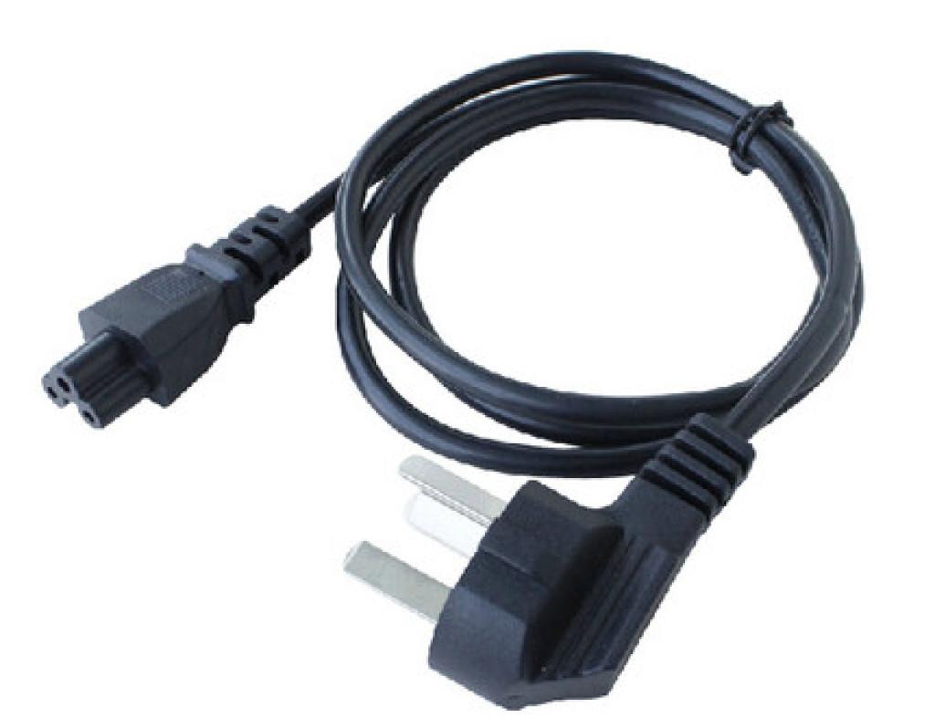 3孔通用电源线笔记本电源线三孔