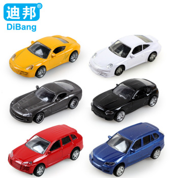 The new sports car model simulation children alloy toy car hot toys