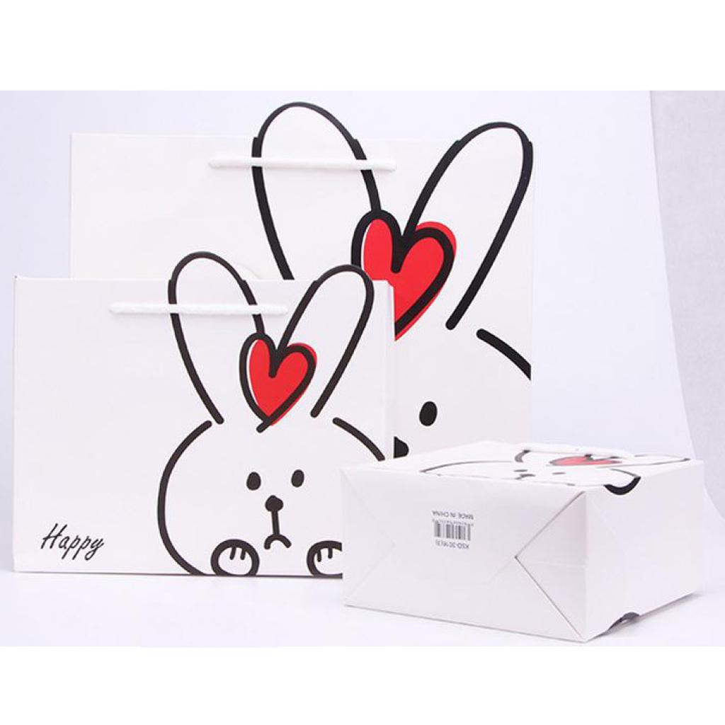 巧妙的包装设计兔子