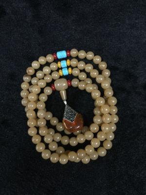 High imitation antelope horn sweater chain, bracelet