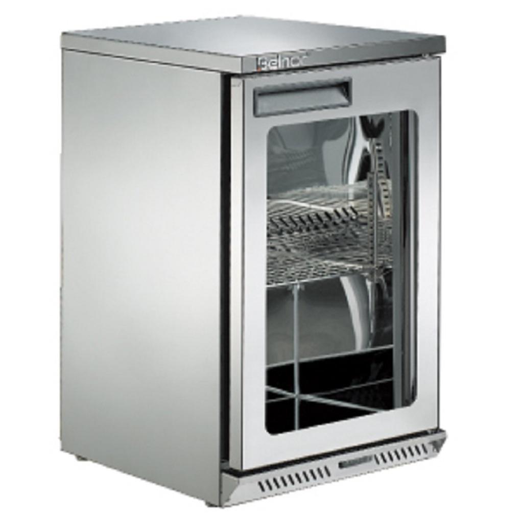 Bar Bar Bar Desktop Refrigerated Display Cabinets, Stainless Steel Glass  Door Refrigerator