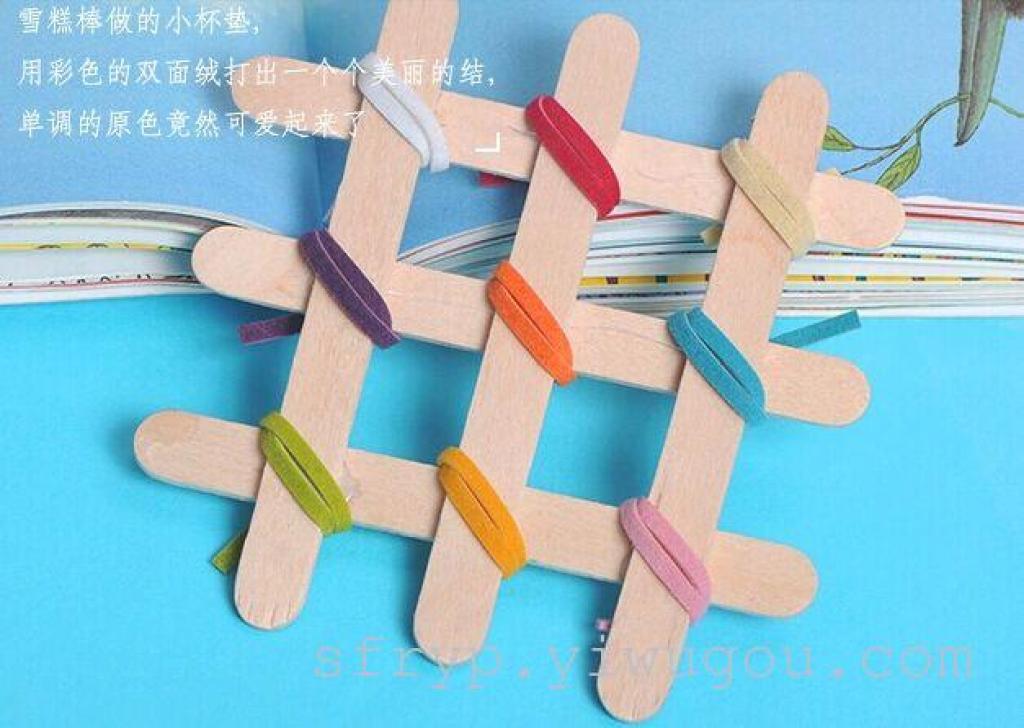 模型材料木条 雪糕棒冰棒棍手工diy材料木棍木条制作