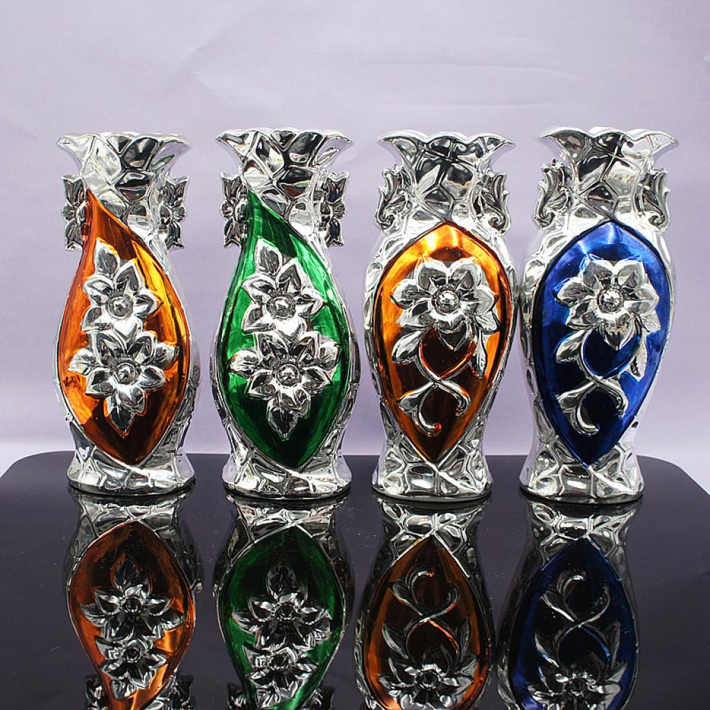 la nouvelle céramique créative vase fleur rome chambre salon tableau galvanoplastie ornements colonne d'ameublement de maison