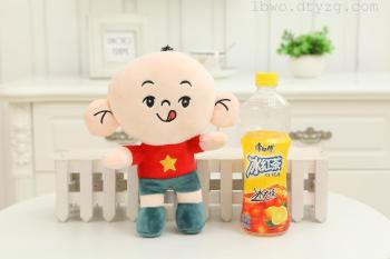 大耳朵图图公仔 胡图图毛绒玩具玩偶大号布娃娃儿童礼物首选