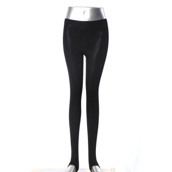 Female thin brushed pants internal brushed pantyhose figure flattering pants