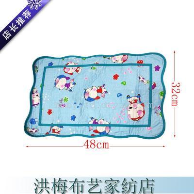 全棉儿童 韩版枕套   斜纹纯棉小孩枕芯套  32X48cm