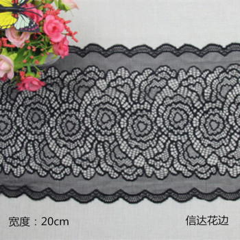 Manufacturers selling 2015 XinDa explosion lace clothing accessories