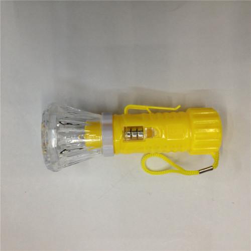 Electronic plastic toys, key chain electronic lamp model toys
