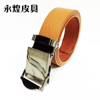 4.0cm men's jeans buckle. No more mixed rubber bottom velvet tape