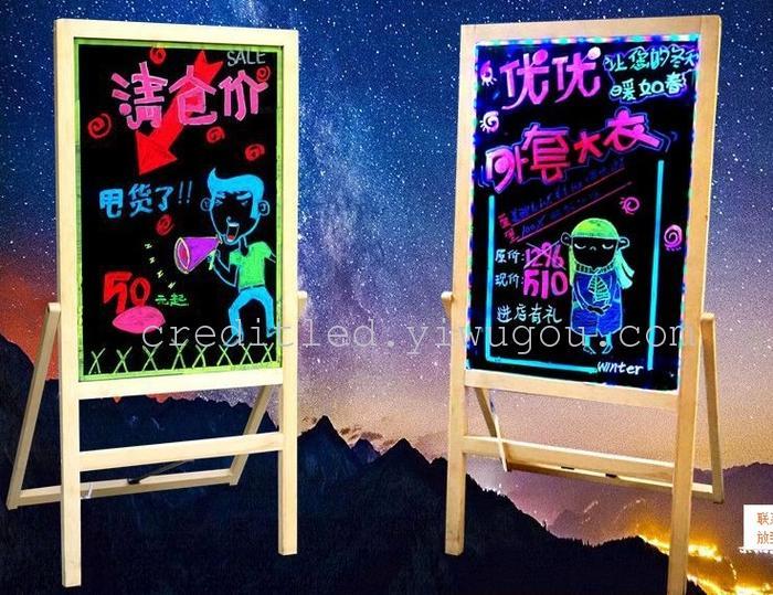 LED广告板 荧光板 手写荧光板 电子荧光板 led荧光板