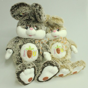 创意毛绒玩具兔子可爱布娃娃玩偶