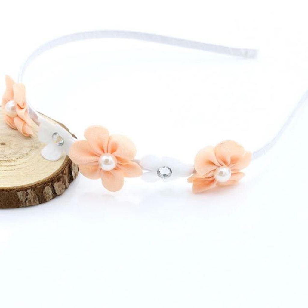 Supply The New Daisy Flower Headband Delicate Floret Headband