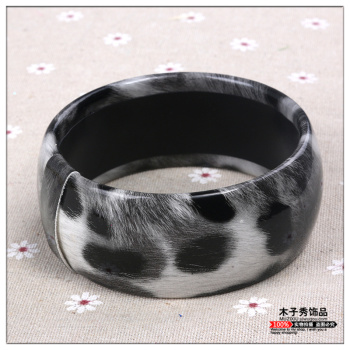 Europe and the United States punk small adorn article female version wide leather bracelets bracelets