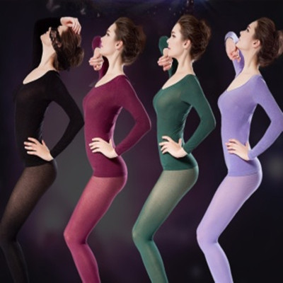 37 degree underwear seamless thin, warm and thin, high temperature and high thermal underwear thermal underwear