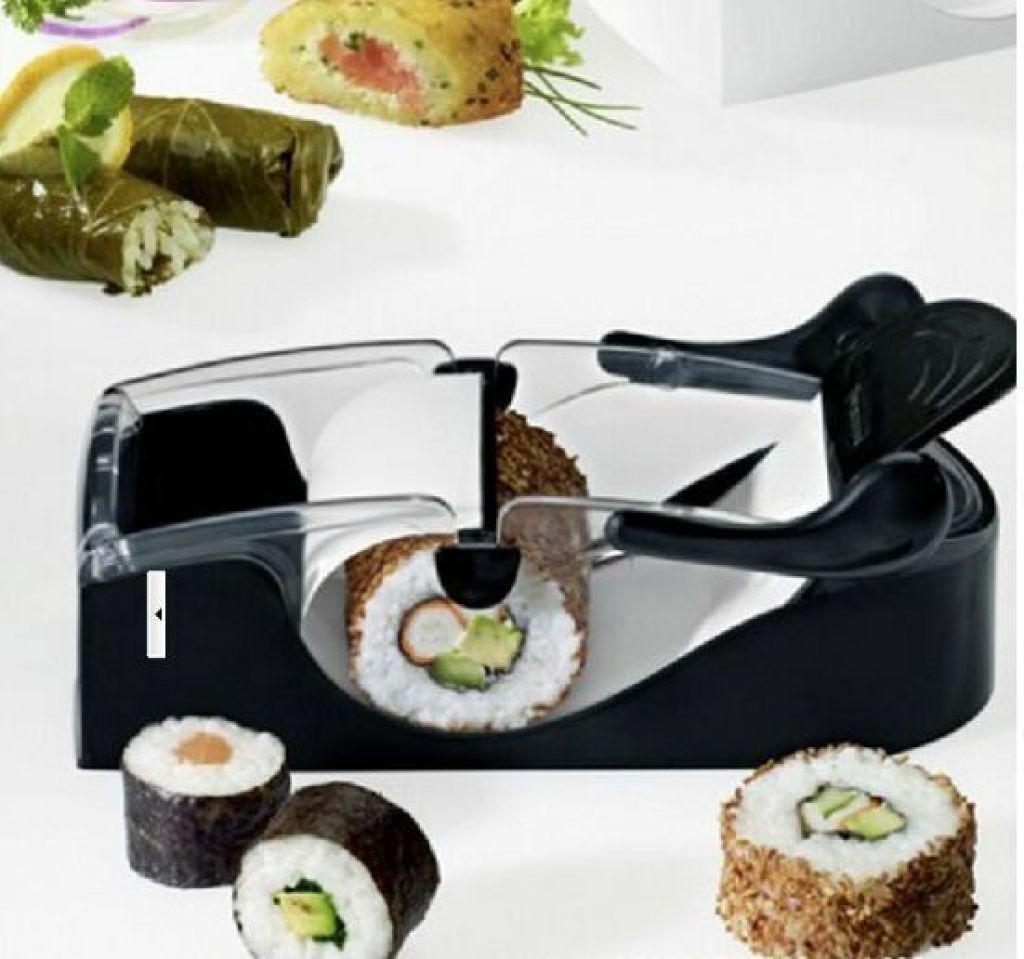 寿司模具怎么用图解