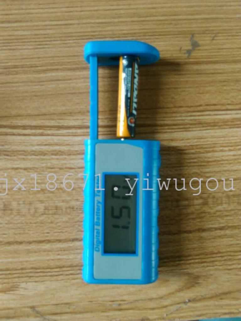多功能电池测试仪数字显示电池测试器bt88
