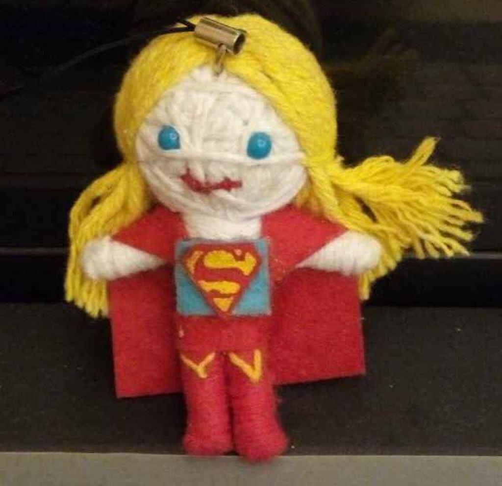 娃娃电压 的电路图