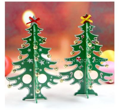 Supply Creative Christmas Decorations Wooden Christmas Tree